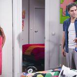 Yoli, Teodoro y Clara en el undécimo episodio de la décima temporada de 'La que se avecina'