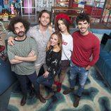 Así son los cinco protagonistas de 'Singles XD'