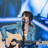 Vanesa Martín canta en la Gala 7 de 'OT 2017'