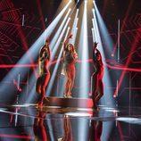 Lorena Gómez presenta su nuevo single en la Gala 7 de 'OT 2017'