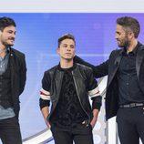 Cepeda y Raoul son los nominados de la Gala 7 de 'OT 2017'