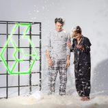 Cristina e Iñaki promocionan las Campanadas 2017-2018