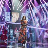 "Ana Guerra interpreta ""Lágrimas Negras"" en la Gala 7 de 'OT 2017'"