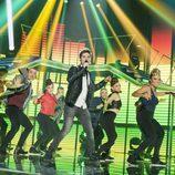 Roi se convierte en favorito de la Gala 7 en 'OT 2017'