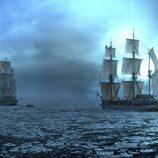 Los barcos de 'The Terror', la serie de AMC