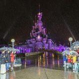 El equipo de 'MasterChef Junior 5' y los concursantes en DisneyLand París