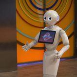El robot Chefecito en 'MasterChef Junior 5'