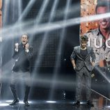 Hugo se proclama ganador de la edición en la gala final de 'GH Revolution'