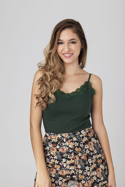 Mireya Bravo, concursante de 'OT 2017'