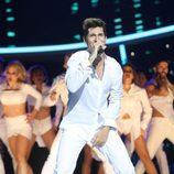 """Fran Dieli interpreta """"Vente pa'cá"""" de Ricky Martin en la gala 11 de 'Tu cara me suena'"""