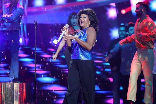 """La terremoto de Alcorcón canta """"Ring my bell"""" como Anita Ward en la gala 11 de 'Tu cara me suena'"""
