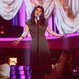 Lucía Gil es Jeanette en la gala 11 de 'Tu cara me suena'