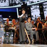 Barei es Joselito en su visita a 'Tu cara me suena' en la gala 11