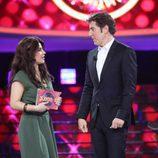 Lucía Gil, ganadora de la gala 11 de 'Tu cara me suena' con su imitación de Jeanette