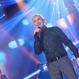 Sergio Dalma es el artista invitado en la Gala 8 de 'OT 2017'