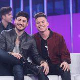 Cepeda y Raoul se enfrentan a la expulsión en la Gala 8 de 'OT 2017'