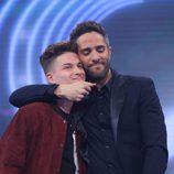 Raoul es el expulsado de la Gala 8 de 'OT 2017'