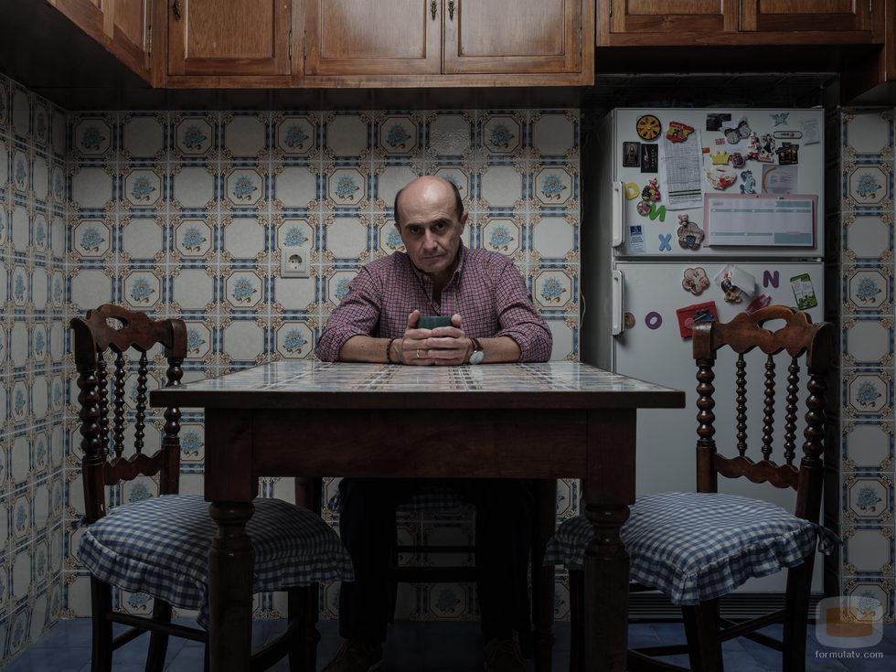 Pepe Viyuela interpreta a Alfonso en 'Matadero'