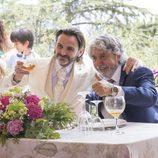 Fermín y Vicente celebrando su boda en el último capítulo de la décima temporada de 'La que se avecina'