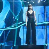 "Aitana interpreta ""Chasing Pavements"" en la Gala 8 de 'OT 2017'"