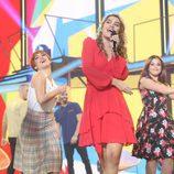 """Amaia interpreta """"Me conformo"""" en la Gala 8 de 'OT 2017'"""