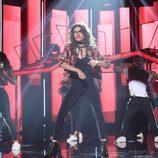 """Ana Guerra canta """"Sax"""" en la Gala 8 de 'OT 2017'"""