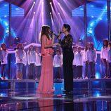 """Amaia y Rosa cantan """"Gracias por la música"""" en la gala especial de Navidad de 'OT 2017'"""