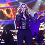 "Diana Navarro interpreta ""Otro amor vendrá"" en la duodécima gala de 'Tu cara me suena'"