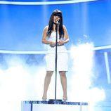 Lucía Gil es Nelly Furtado en la duodécima gala de 'Tu cara me suena'
