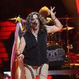 Miquel Fernández imita a Aerosmith en la duodécima gala de 'Tu cara me suena'