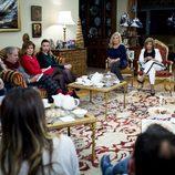 Las Campos presentan a la prensa la tercera temporada de 'Las Campos'