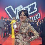 Alba gil, ganadora del programa, tras la final de 'La Voz 5'