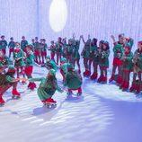 Llega la Navidad al tercer programa de 'Masterchef Junior 5'