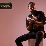 Ricky Merino ('OT 2017') muestra sus dotes como modelo en Shangay