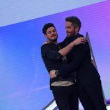 Cepeda es el expulsado de la Gala 9 de 'OT 2017'