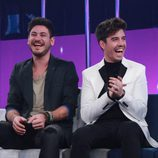 Cepeda y Roi se enfrentan a la expulsión en la Gala 9 de 'OT 2017'