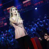 """Nerea canta """"Out Here On My Own"""" en la Gala 9 de 'OT 2017'"""