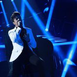"Roi interpreta ""When I Was Your Man"" en la Gala 9 de 'OT 2017'"