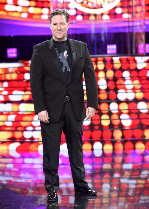 Carlos Latre durante el Concierto de año Nuevo en 'Tu cara me suena'