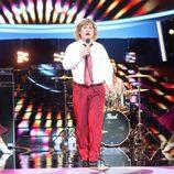 """Secun de la Rosa interpreta """"Sin Amor"""" durante el Concierto de Año Nuevo en 'Tu cara me suena'"""