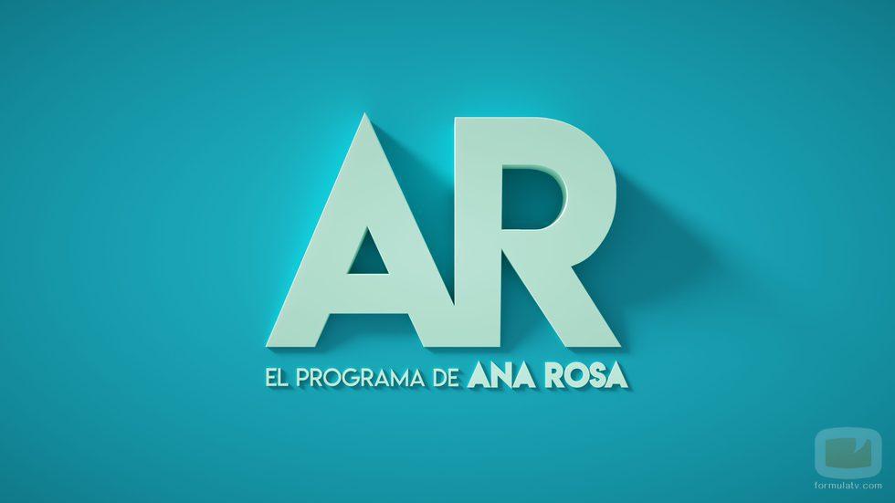 Logotipo de 'El programa de Ana Rosa', el programa producido por Unicorn Content