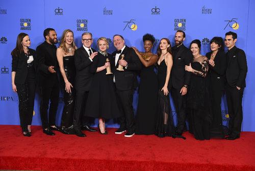 'The Handmaid's Tale', ganadora del Globo de Oro 2018 a Mejor serie de drama