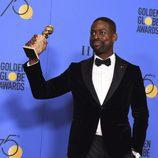 Sterling K. Brown, ganador del Globo de Oro 2018 a Mejor actor de drama