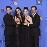 'The Marvelous Mrs. Maisel', ganadora del Globo de Oro 2018 a Mejor serie de comedia