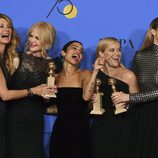 'Big Little Lies', ganadora del Globo de Oro 2018 a Mejor miniserie