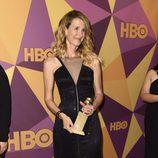 Laura Dern, ganadora del Globo de Oro 2018 a Mejor actriz secundaria