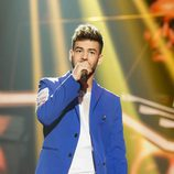 "Agoney canta ""Somebody to Love"" en la gala 10 de 'OT 2017'"