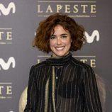 Patricia López Arnaiz en la presentación de 'La peste'