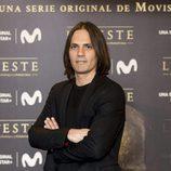 Rafael Cobos en la presentación de 'La peste'