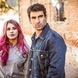 Lucía Gil y Christian Sánchez son Lana y André en 'Yo quisiera'